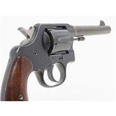 "United States Property marked Colt Model 1917 U.S. Army DA revolver, .45 cal., 5-1/2"" barrel, blue finish"