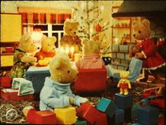 stereomat_slides_10 (iiyyyii) Tags: christmas film bears slides vintagetoy vintageslides stereomat