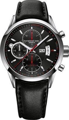 Raymond Weil Watch Freelancer Mens #bezel-fixed #bracelet-strap-leather #brand-raymond-weil #case-depth-13-7mm #case-material-steel #case-width-42mm #chronograph-yes #date-yes #day-yes #delivery-timescale-4-7-days #dial-colour-black #gender-mens #luxury #movement-automatic #official-stockist-for-raymond-weil-watches #packaging-raymond-weil-watch-packaging #style-sports #subcat-freelancer #supplier-model-no-7730-stc-20041 #warranty-raymond-weil-official-2-year-guarantee #water-resistant-100m