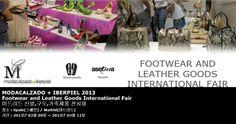 MODACALZADO + IBERPIEL 2013 Footwear and Leather Goods International Fair  마드리드 신발,구두,가죽제품 전시회