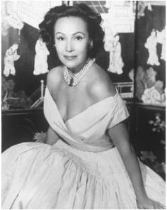 """Dolores del Río was a Mexican film actress. She was frequently referred to as the """"Princess of México"""". She was a star of Hollywood films (during the silent era) and in the Golden Age of Hollywood."""
