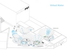 Architecture Photography: 2012 MoMA PS1 YAP Runner-Up: Virtual Water / UrbanLab   endrestudio   Method Design - UrbanLab_Diagram 01 (209302) - ArchDaily