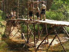 Tecnicas de froissartage scout, una de las mejores tecnicas para la vida en el campamento scout!!!