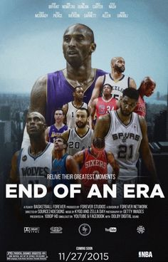 #EndofanEra #NBA