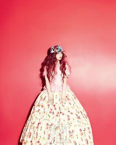 Lee Hi // Vogue Girl