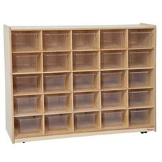 Shop Staples® for Wood Designs™ Tip-Me-Not™ 30''H Cubby Storage Unit With 25 Translucent Trays, Birch. Enjoy everyday low prices and get everything you need for a home office or business. Staples Rewards® members get free shipping every day and u