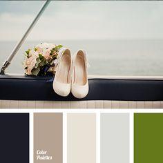 Color Palette No. 1419