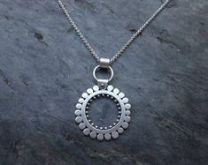 Sunflower Ring by SashaBellJewelry on Etsy