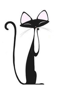 Retro Kitty ~ Gavin Ball