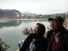苗栗市的老王 wang2611: 斯洛維尼亞 布雷德湖Bled遊湖登城堡(大台中互助會)