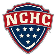 From College Hockey News: The new logo for the NCHC - National Collegiate Hockey Conference
