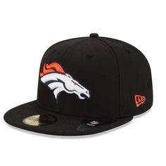 f28e6bdac8e 3 quarter left view Denver Broncos Hats
