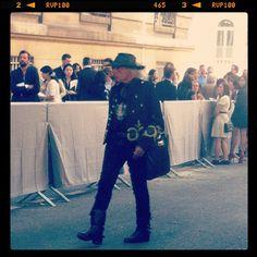 #PFW #Couture James Goldstein au défilé #Dior www.treetslook.com