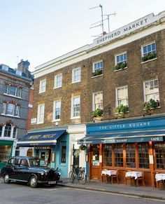 How Mayfair Is Reinvigorating London's Food Scene