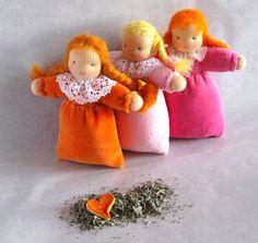 aroma doll (lavander)