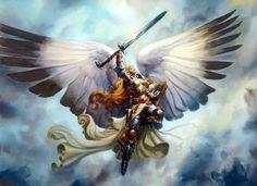 Warrior Angel photo: God's Warrior Angel  This photo was uploaded by sport88shov78