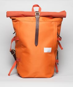 Bildresultat för nanamica cycling pack orange