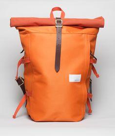 Bildresultat för nanamica cycling pack orange
