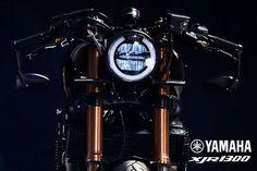 Xjr 1300, Yamaha, Darth Vader