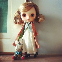 Frederica & Boo by Aleks, via Flickr