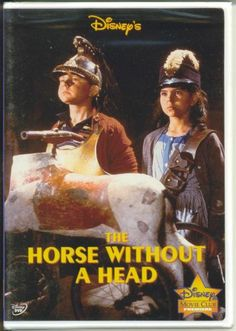 """Amazon.com: The Wonderful World of Disney """"The Horse Without a Head"""" Disney Exclusive DVD: Movies & TV"""