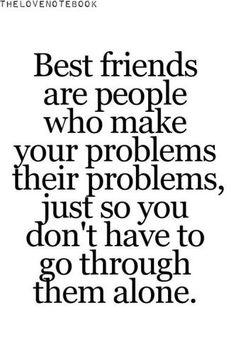 Best friend things