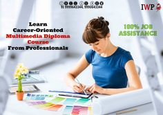 Experience the excellence in #Education with IWP's #DiplomaCourse in #Multimedia  Contact us for Best #Opportunities in Multimedia #Technology.