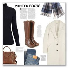 """""""Winter Boots"""" by immacherry ❤ liked on Polyvore featuring UGG Australia, Étoile Isabel Marant, Colombo, Rumour London, The Bridge and Citizens of Humanity"""