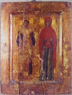 Ancient, Painting, Illuminated Manuscript, Paint Icon, Art, Wall Painting, Fresco, Byzantine Icons, Byzantine