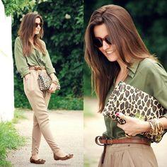Hint of leopard.