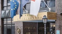 Hotel Abando Bilbao The Abando Hotel is located in central Bilbao, opposite Abando Metro Station and 150 metres from Abando Indalecio Prieto Railway Station. Its air-conditioned rooms all offer free Wi-Fi and satellite TV.
