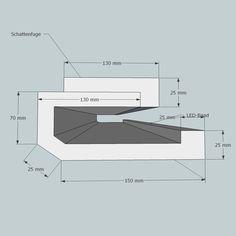 Unique Millimeter Fertigung der Gipskarton Formteile nach Vorgaben Formen und Anwendungsbereiche schnell individuell g nstig