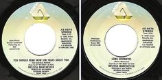 Manchester, Melissa / You Should Hear How Show Talks About You / Arista AS-0676 (1982), $4.00