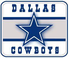 Dallas Cowboys Mousepad