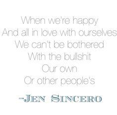#youareabadass #jensincero