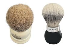 Learn all about Shaving brushes, the difference between boars hair, horse, badger, silver tip and synthetic with How to buy & caring guide. Shaving Brush, Wet Shaving, Shaving Cream, Vikings Blade, Shaving & Grooming, Synthetic Brushes, Gentleman, Beauty