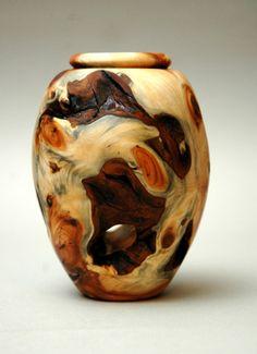 Turned wood