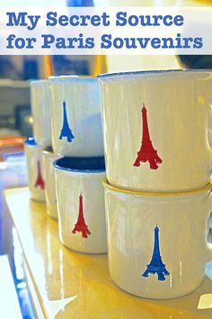 Iconic, this-is-Paris souvenirs that are tasteful, not tacky, are tough to find. But tucked into a fabulous museum in the Marais you'll find top Paris shopping finds at this museum shop.