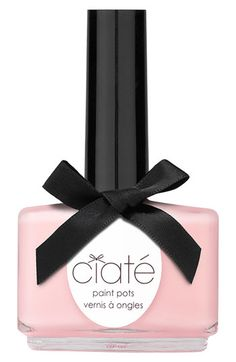 Ciaté 'Dolls House' Paint Pot available at Nordstrom New Nail Colors, Nail Polish Colors, Ciate Nail Polish, Spring Makeup, Make Up Your Mind, Winter Beauty, Painted Pots, Hello Gorgeous, Beauty Nails