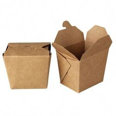 Serve your takeout and delivery orders with eco-friendly style in our 16 ounce Kraft Square Noodle Take Out Containers. We offer these recyclable take out containers wholesale. Takeaway Packaging, Bakery Packaging, Food Packaging Design, Brand Packaging, Fries Packaging, Packaging Ideas, Pasta Delivery, Take Out Containers, Food Containers