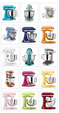 Tilt U0026 Lift Kitchen Aid Mixers