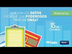 Webinario 13 - ¿Qué son los datos y por qué son poderosos para las ONGs