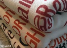 Custom Fabric Designs including the Campus Collection for Love Lynch - #Aggies #Longhorns #Bears #Tigers #Gators #Rebels
