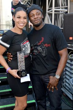 Love this picture of me and Derek!!!     Variety Power of Youth honors Jordin Sparks, presented by Derek Luke
