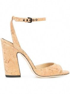 c9765f9df115 Jimmy Choo - Natural Miranda 100 In Cork - Lyst