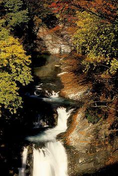 Houmei Falls - Tohoku, Japan