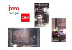 Zero verlichting gespot op IMM Cologne in Keulen