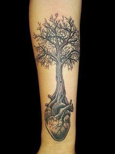 Heart & Tree