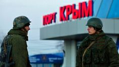 The Ukraine crisis through the whimsy of international law
