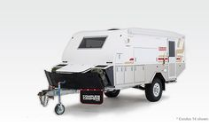 Exodus 11 - Hybrid luxury onroad and offroad caravan.